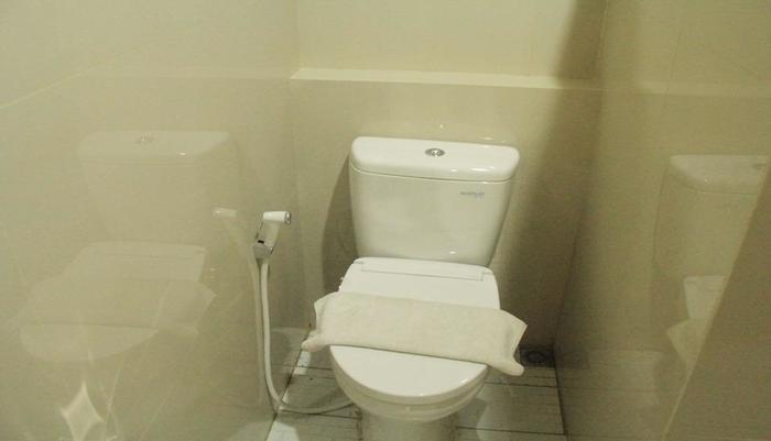 Simalungun City Hotel Siantar - Bathroom