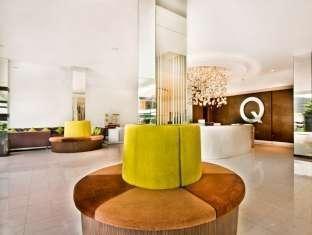 Q Hotel Bali - Lobby