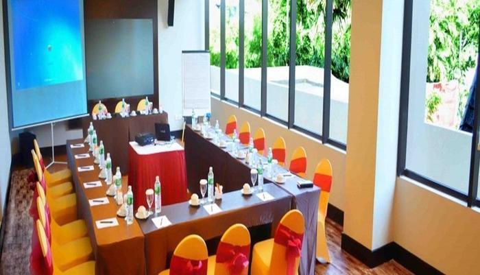 Kyriad Hotel BumiMinang Padang - Ruang Rapat