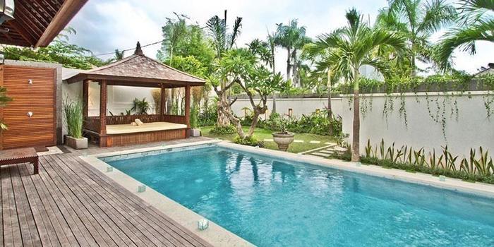 The Christin Villas Bali - Kolam Renang