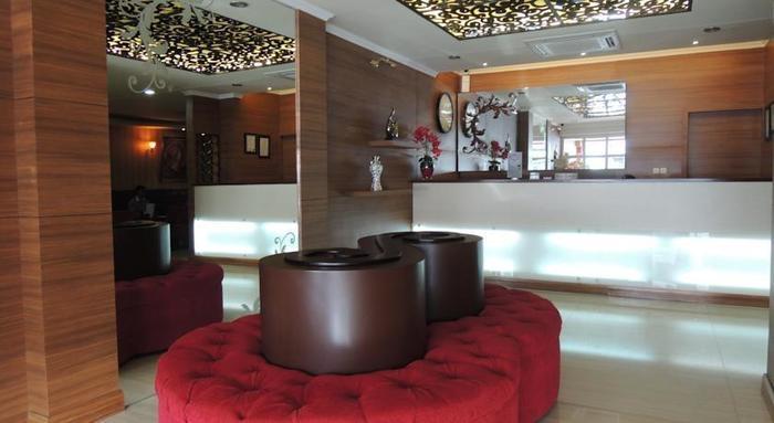 Hotel California Jakarta - Lobby