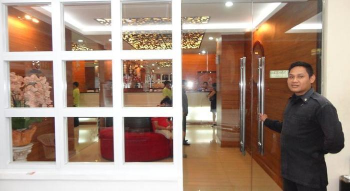 Hotel California Jakarta - Greetings