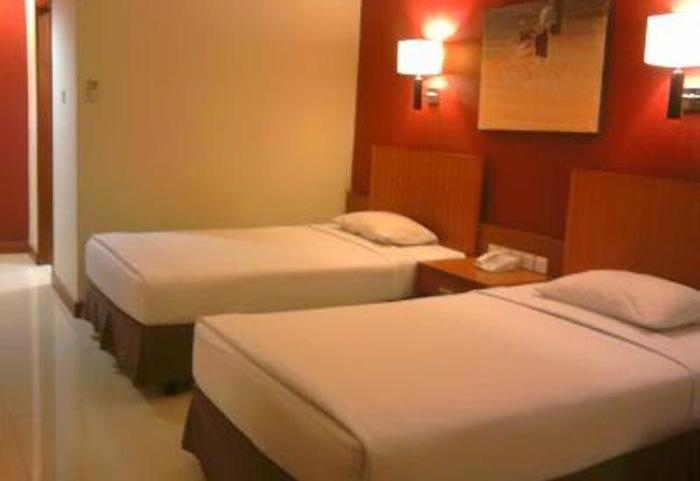 Hotel California Jakarta - Deluxe Twin