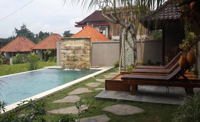 Puji Bungalows Bali - Kolam Renang