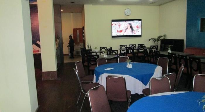 Grand Mahkota Hotel Pontianak - Restoran