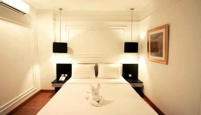 Grand Mahkota Hotel Pontianak - Superior Queen