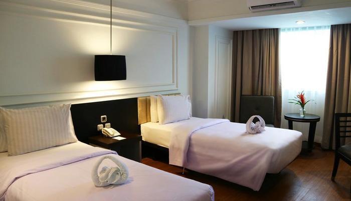 Grand Mahkota Hotel Pontianak - Superior Twin