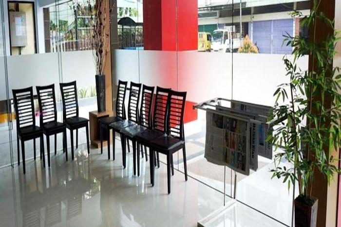 Parma Indah Hotel  Pekanbaru - Lobi