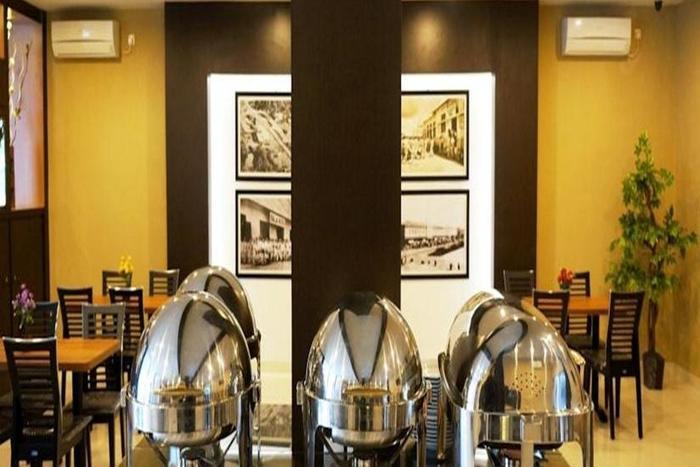 Parma Indah Hotel  Pekanbaru - Ruang Makan