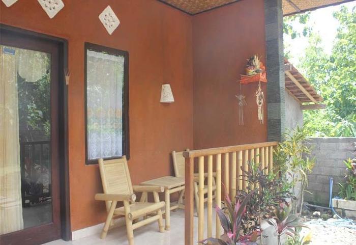 Balangan Cottage Bali - Teras Room Standar