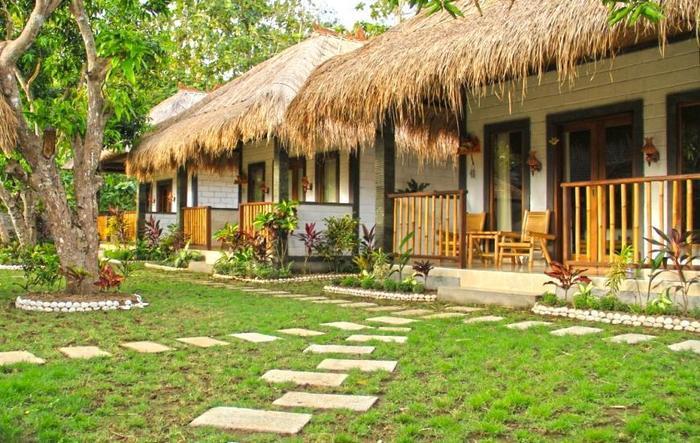 Balangan Cottage Bali - Tampilan Luar