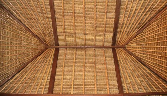 Balangan Cottage Bali - Atap Bungalow