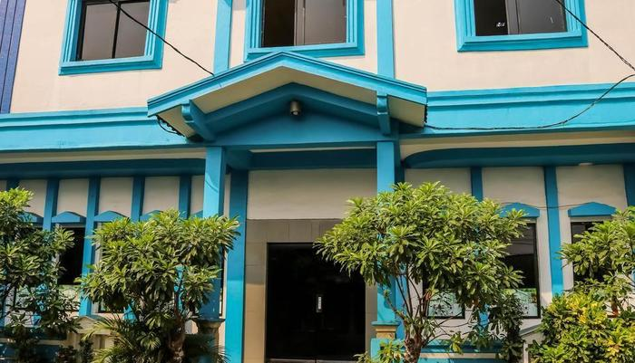 NIDA Rooms Tanah Merah Ancol - Eksterior