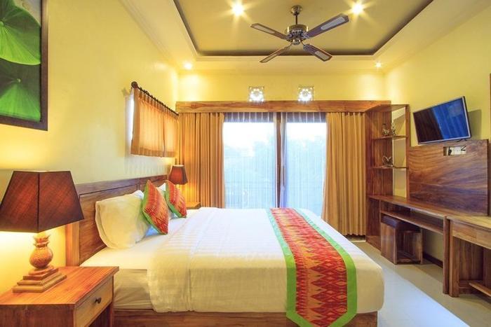 Tebe Saya Homestay Bali - Kamar tamu