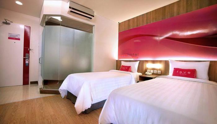 favehotel LTC Glodok - standard room