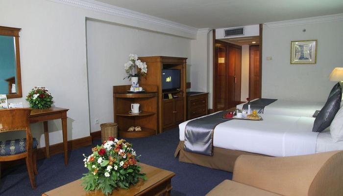 Hotel Jayakarta Jakarta - family room