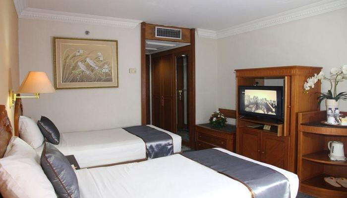 Hotel Jayakarta Jakarta - Deluxe Room