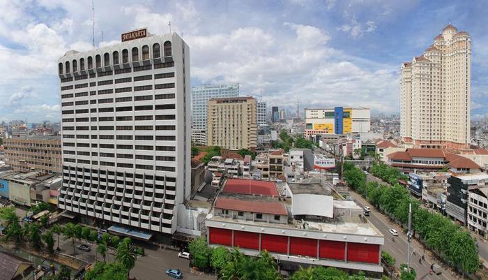 Hotel Jayakarta Jakarta - Surrounding