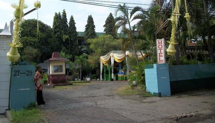 Hotel Tanjung Emas Surabaya - Eksterior