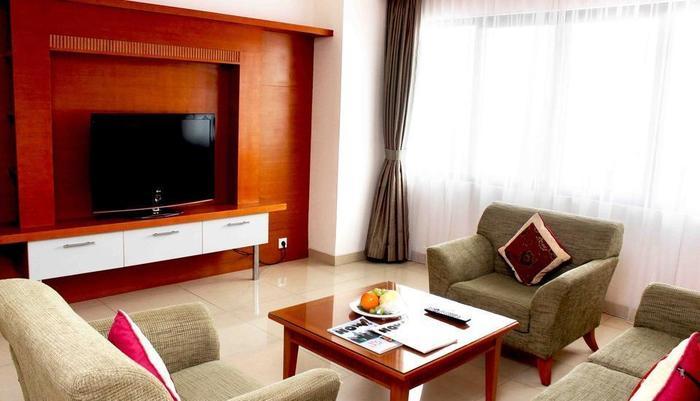 Asana Kawanua Jakarta Jakarta - Living Room