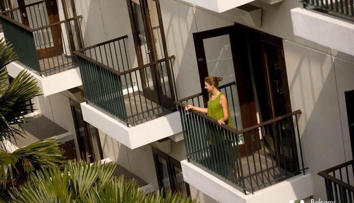 Hotel Santika Premier Malang - Balkon