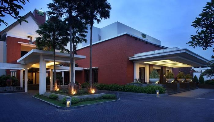 Hotel Santika Premier Malang - Gedung Utama