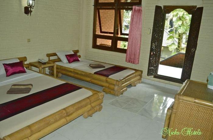 Nicks Pension Hotel Bali - Superior