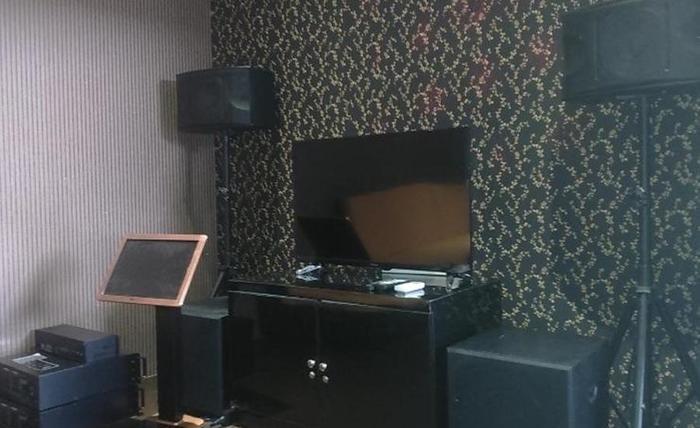 Denata B&B Palembang - Ruang karaoke