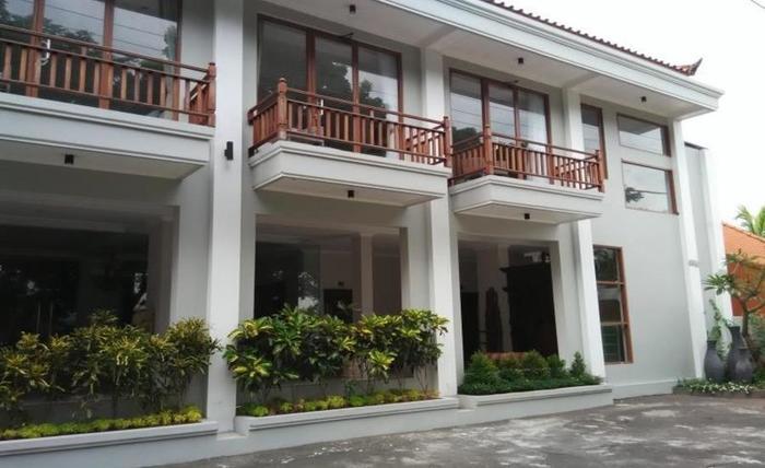 Wahyu Dana Beach Cottage Bali - Eksterior