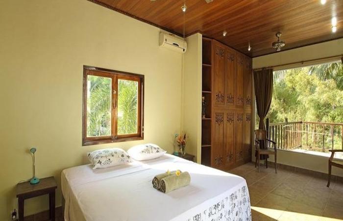 Villa Matanai Bali - Kamar tamu
