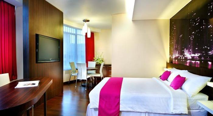 fave hotel Surabaya - Kamar Tamu