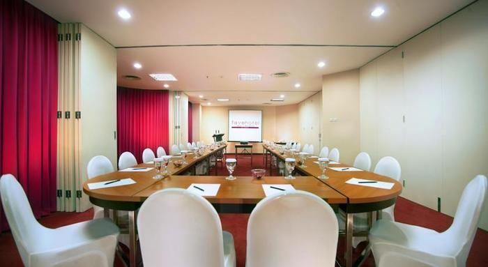 favehotel MEX Surabaya - Meeting Room1