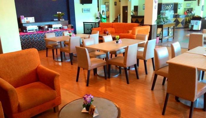 Hotel MJ Samarinda - Kafe Krema