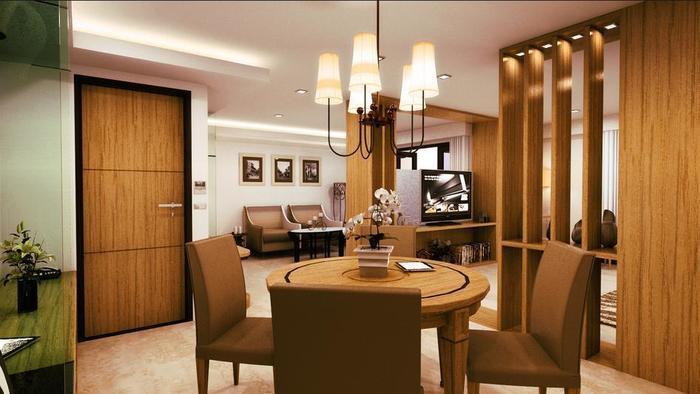 The Naripan Hotel Bandung - Kamar suite Naripan