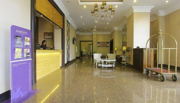 Grand Darmo Suite Surabaya - Lobby