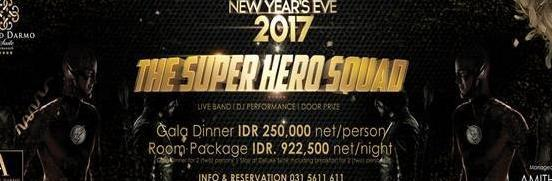 Grand Darmo Suite Surabaya - Paket tahun baru
