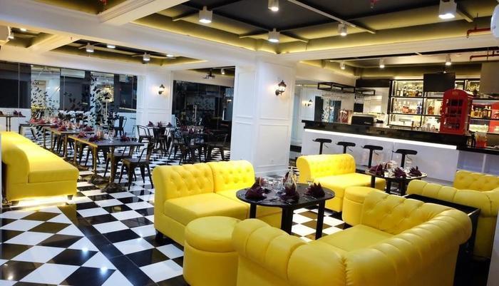 Grand Darmo Suite Surabaya - Ramarama Dine & Lounge