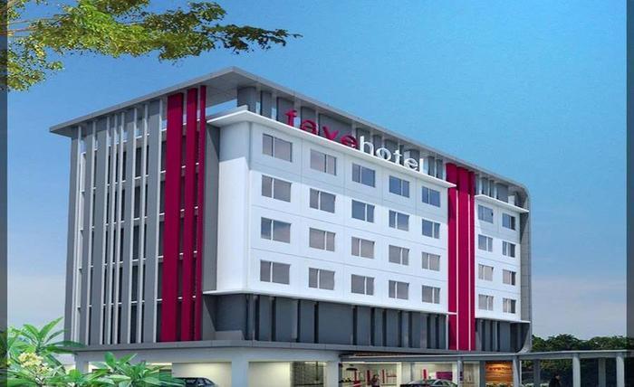 favehotel Sudirman Bojonegoro - Tampilan Luar Hotel