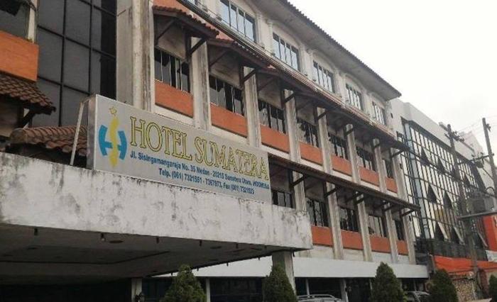 Hotel Sumatera Medan - Eksterior