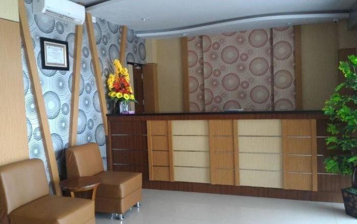 Parma Paus Hotel Pekanbaru - Interior
