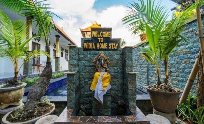 Widia Homestay Bali - Kolam Renang