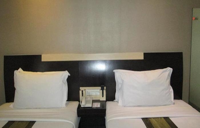 Vio Hotel Cimanuk Bandung - Kamar tamu