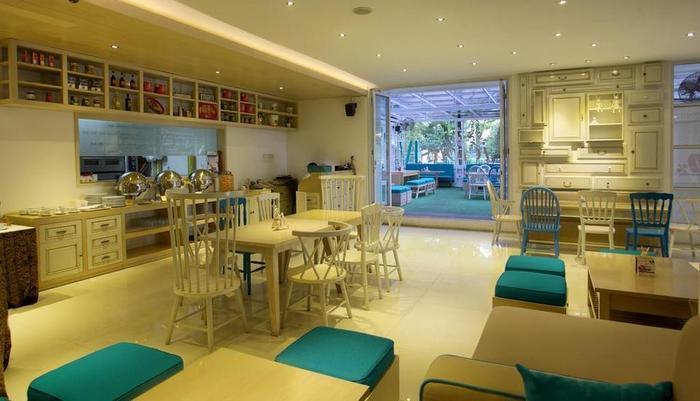 Vio Hotel Cimanuk Bandung - Restaurant