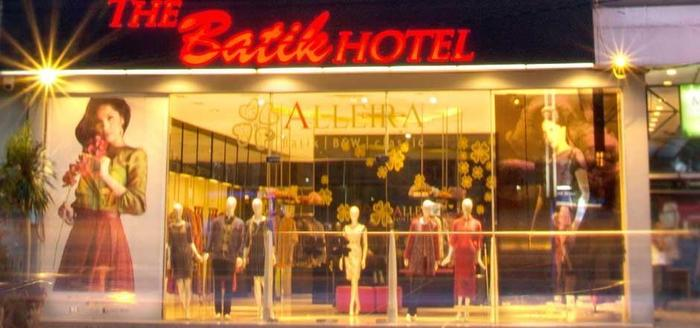 The Batik Hotel Medan - Pemandangan