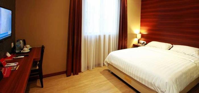 The Batik Hotel Medan - Kamar tamu