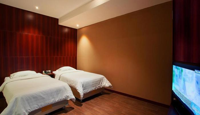 The Batik Hotel Medan - DELUXE TEMPAT TIDUR TWIN