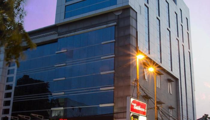 The Batik Hotel Medan - EKSTERIOR HOTEL
