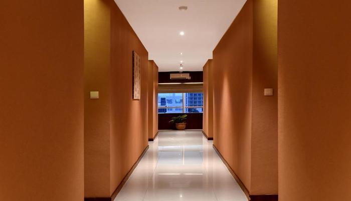 The Batik Hotel Medan - Koridor kamar