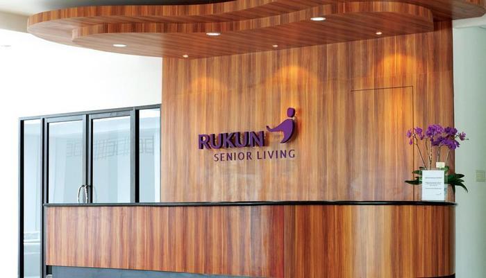 Rukun Senior Living Sentul - Resepsionis