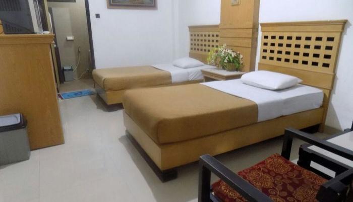 Hotel SAS Syariah Banjarmasin - Standard Twin Room